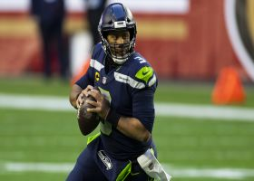 'GMFB' reacts to Russell Wilson's comments about his offseason trade rumors