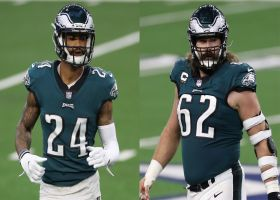 Rapoport: Jason Kelce, Darius Slay agree to restructured Eagles contracts