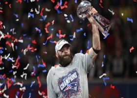 Willie McGinest: Julian Edelman exemplified the true 'Patriot Way'