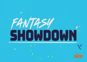 Fantasy showdown vs. Drew Barrymore | 'NFL Slimetime'