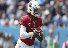Kyler Murray locates DeAndre Hopkins all alone for 38 yards