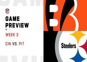 Bengals vs. Steelers preview | Week 3