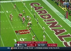 Vince Williams ends Cardinals' red zone drive with sack