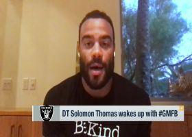 Solomon Thomas discusses mental health, suicide prevention