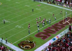 See how Paul Richardson gets wide open for a 2-yard TD from his POV | True View