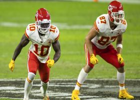 Baldy's Breakdowns: How to contain Tyreek Hill, Travis Kelce