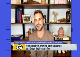 'Bachelor' alum Nick Viall wakes up with 'GMFB' to talk Packers