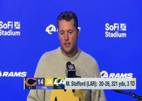 Matthew Stafford reflects on his Rams debut