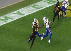 Levi Wallace and Bills seal game with fourth interception