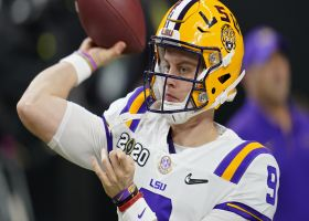 Casserly: One critique scouts have for Joe Burrow entering rookie year
