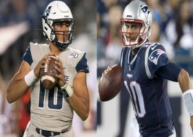 Wesseling compares Love in GB to Jimmy G in NE