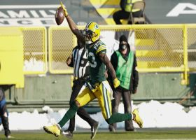 Can't-Miss Play: Rodgers cooks up 50-yard long-ball TD to Valdes-Scantling