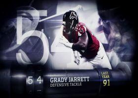 'Top 100 Players of 2021': Grady Jarrett | No. 54