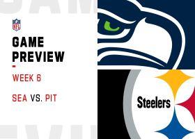 Seahawks vs. Steelers preview | Week 6
