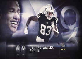 'Top 100 Players of 2020': Darren Waller | No. 99