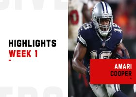 Amari Cooper's best plays from 2-TD night | Week 1