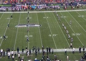 DeeJay Dallas hits another gear on speedy 45-yard kick return