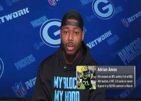 How good is the Packers' defense? Safety Adrian Amos compares with the 2018  Bears