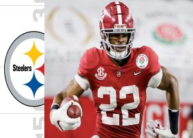 Chad Reuter projects every Steelers pick in 2021 NFL Draft