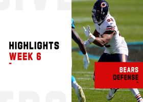 Bears' best defensive plays from big win | Week 6