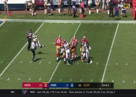 49ers vs. Rams highlights | Week 6