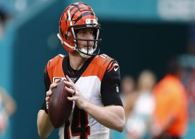 Warner: Dalton appears to embrace backup role with 'Boys
