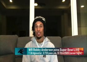 Robby Anderson: Bucs' defense has what it takes to stop Mahomes