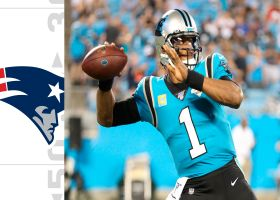 O'Hara: One thing Cam Newton 'must figure out' to successfully replace Brady