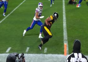James Conner caps Steelers 69-yard drive to start second half with TD