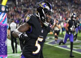 Ravens complete 16-point comeback with Hollywood Brown's second TD catch