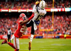Can't-Miss Play: Keenan Allen gets MAJOR air for insane toe-tapping TD grab