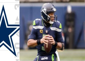 Slater: Idea of Russell Wilson being traded to Cowboys 'laughable'