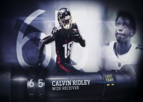 'Top 100 Players of 2021': Calvin Ridley | No. 65