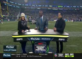Seahawks induct former QB Matt Hasselbeck into ring of honor