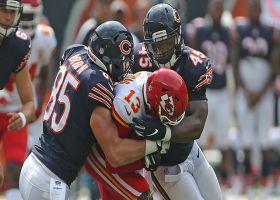 De'Anthony Thomas jukes several Bears on 36-yard punt return