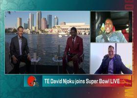 David Njoku talks Browns playoff run during 2020 season
