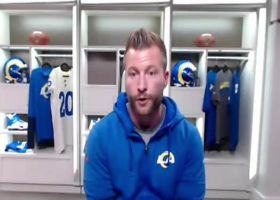 McVay on Goff: 'I could have been better for him as a leader and as a coach'