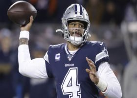 Rapoport: Why 'the timing is interesting' with Dak signing franchise tag