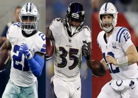 Who are the key players of Wild Card Weekend?