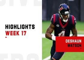Deshaun Watson's best plays from 3-TD game | Week 17