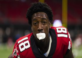 Rapoport: Calvin Ridley will undergo testing to determine severity of ankle injury