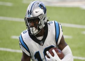 Rapoport: Curtis Samuel expected to sign with Washington on three-year deal