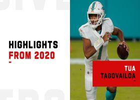 Tua Tagovailoa highlights | 2020 season