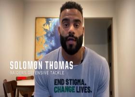 NFL Mental Health & Wellness Series | Solomon Thomas