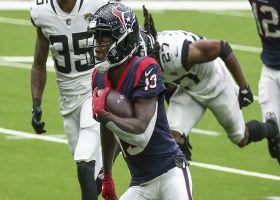 Brandin Cooks escapes everyone for his first Texans TD