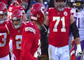 Harrison Butker drives through 44-yard FG to give Chiefs walk-off win