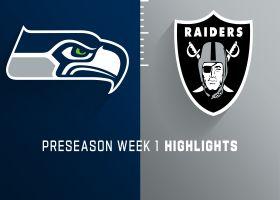 Seahawks vs. Raiders highlights | Preseason Week 1