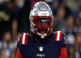 Giardi: One Pats FA addition who's been 'better than their wildest imagination' so far
