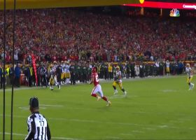 Can't-Miss Play: Matt Moore's fadeaway pass to Kelce goes for 29-yard TD