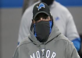 Silver: How Lions players are reacting to Patricia's firing after Week 12